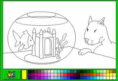 colorier sur lordinateur